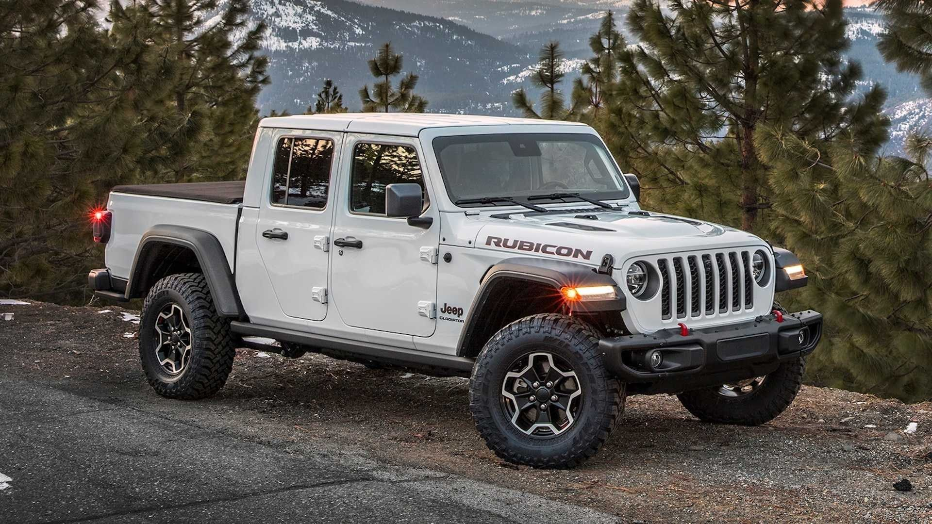 When Will The Jeep Rubicon 2020 Price Look Like Jeep Gladiator Jeep Pickup Jeep Pickup Truck