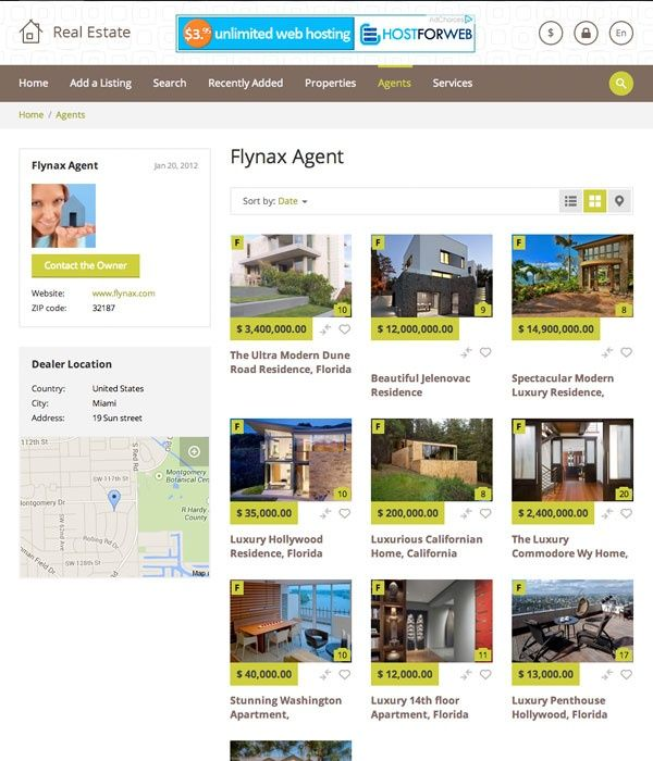 Flynax Software is a php script developed based on a unique ...