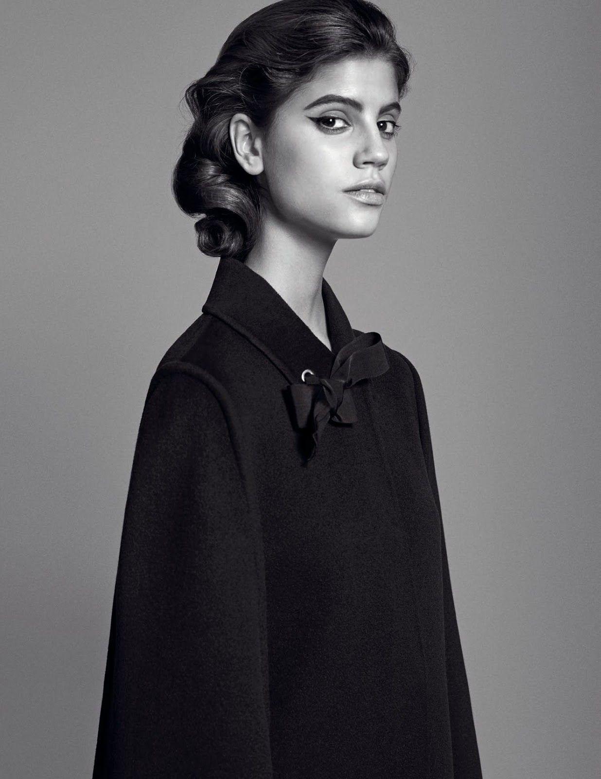 Antonina Petkovic by Nicolas Moore for Vogue Arabia March 2017