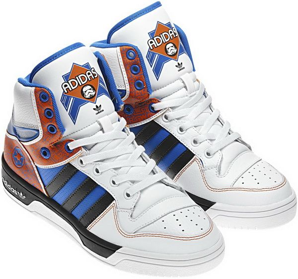 Adidas Originals x Star Wars collection 2011 | All Day I