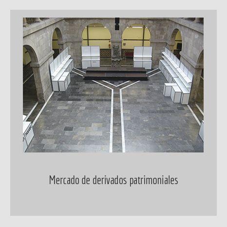 MERCADO DE DERIVADOS PATRIMONIALES. YENY CASANUEVA Y ALEJANDRO GONZÁLEZ. PROYECTO PROCESUAL ART