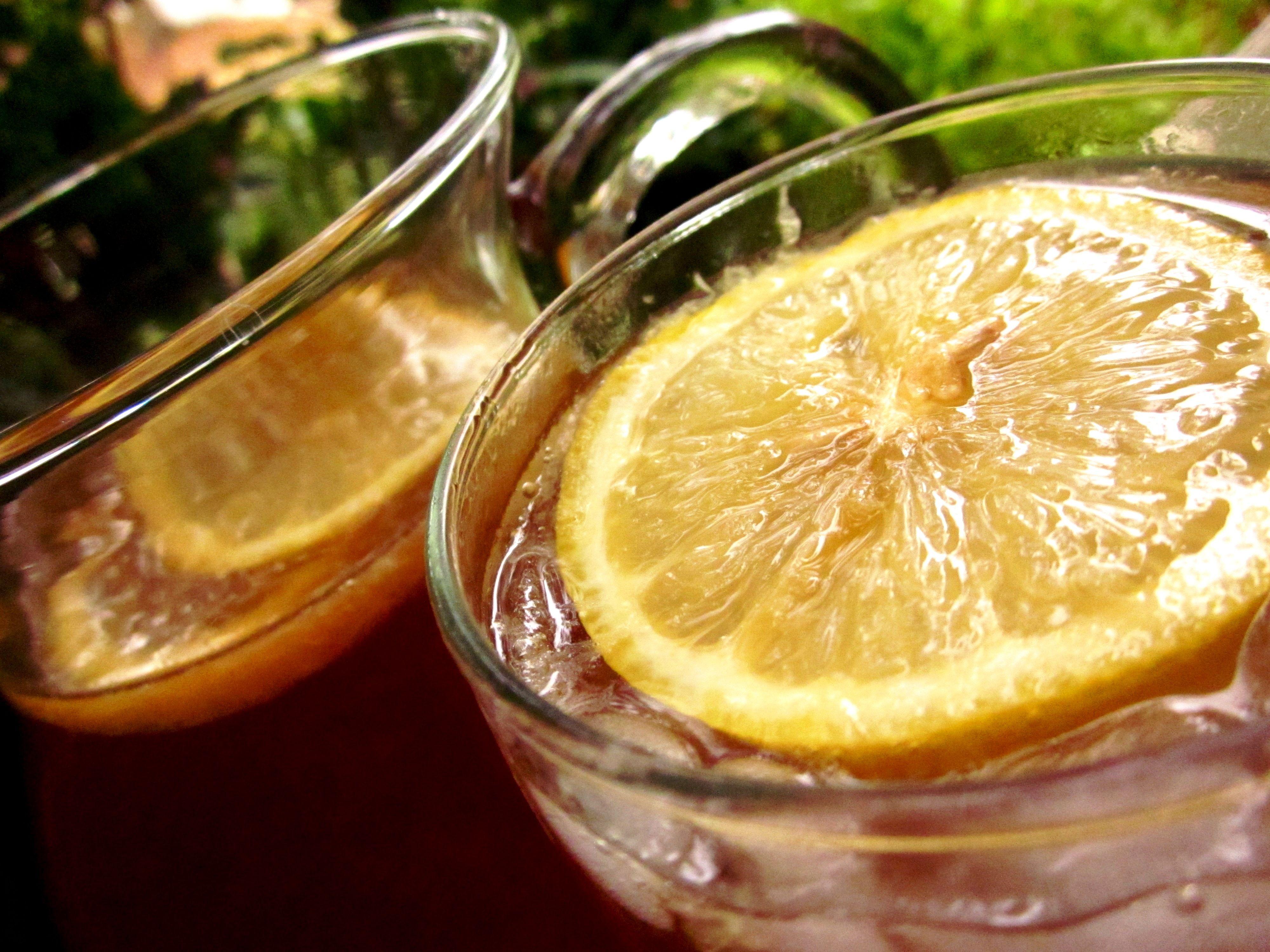 Olive Garden Tuscan Tea(Copycat) Recipe drinks Food