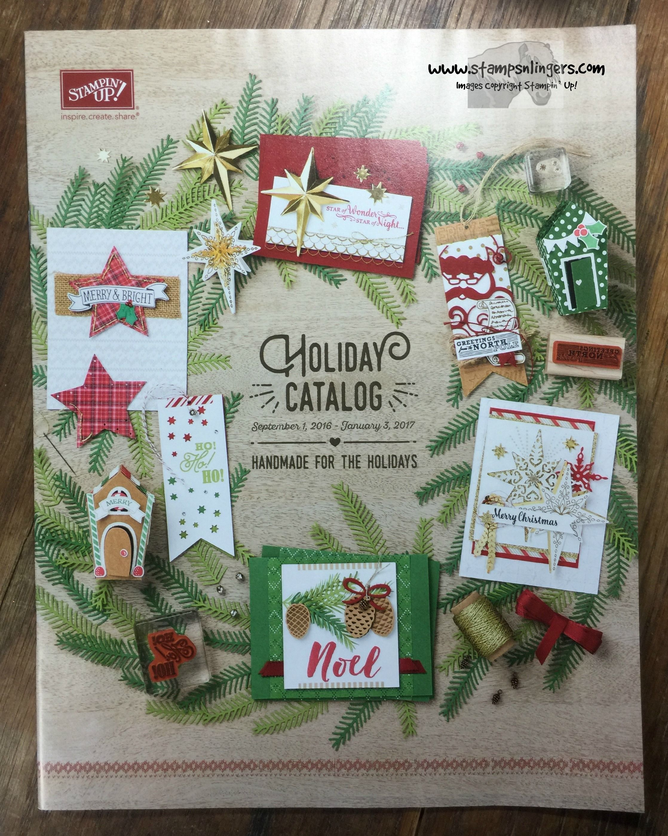 Image result for stampin up holiday catalog 2016