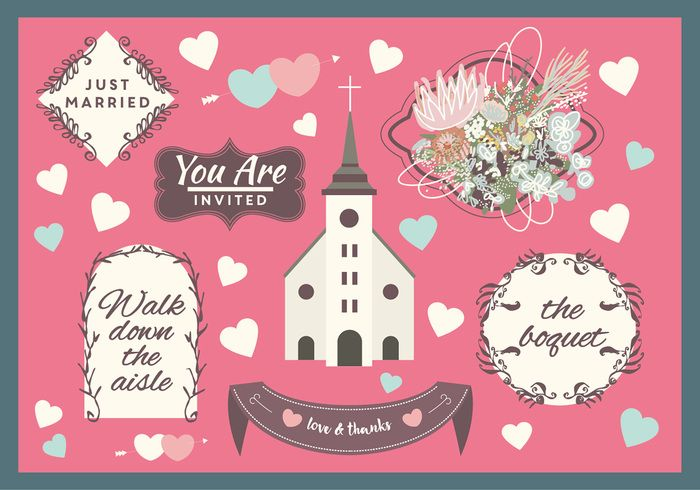 Free Wedding Vector Elements - https://www.welovesolo.com/free-wedding-vector-elements/?utm_source=PN&utm_medium=welovesolo59%40gmail.com&utm_campaign=SNAP%2Bfrom%2BWeLoveSoLo