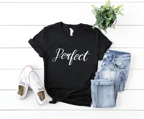 2e7140934 Perfect, Ed Sheeran Inspired, concert outfits, concert t shirts, T shirts  women, lyric t shirts, Uni