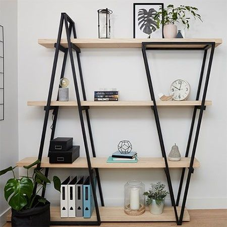 100+ DIY Bookshelf Plans and Ideas For Every Space, Style and Budget