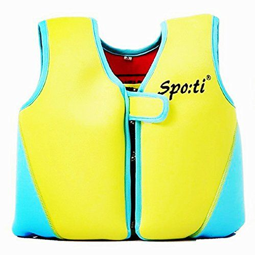 Rayma Baby Upf 50 Classic Swim Vest Life Jacket Neoprene Swim