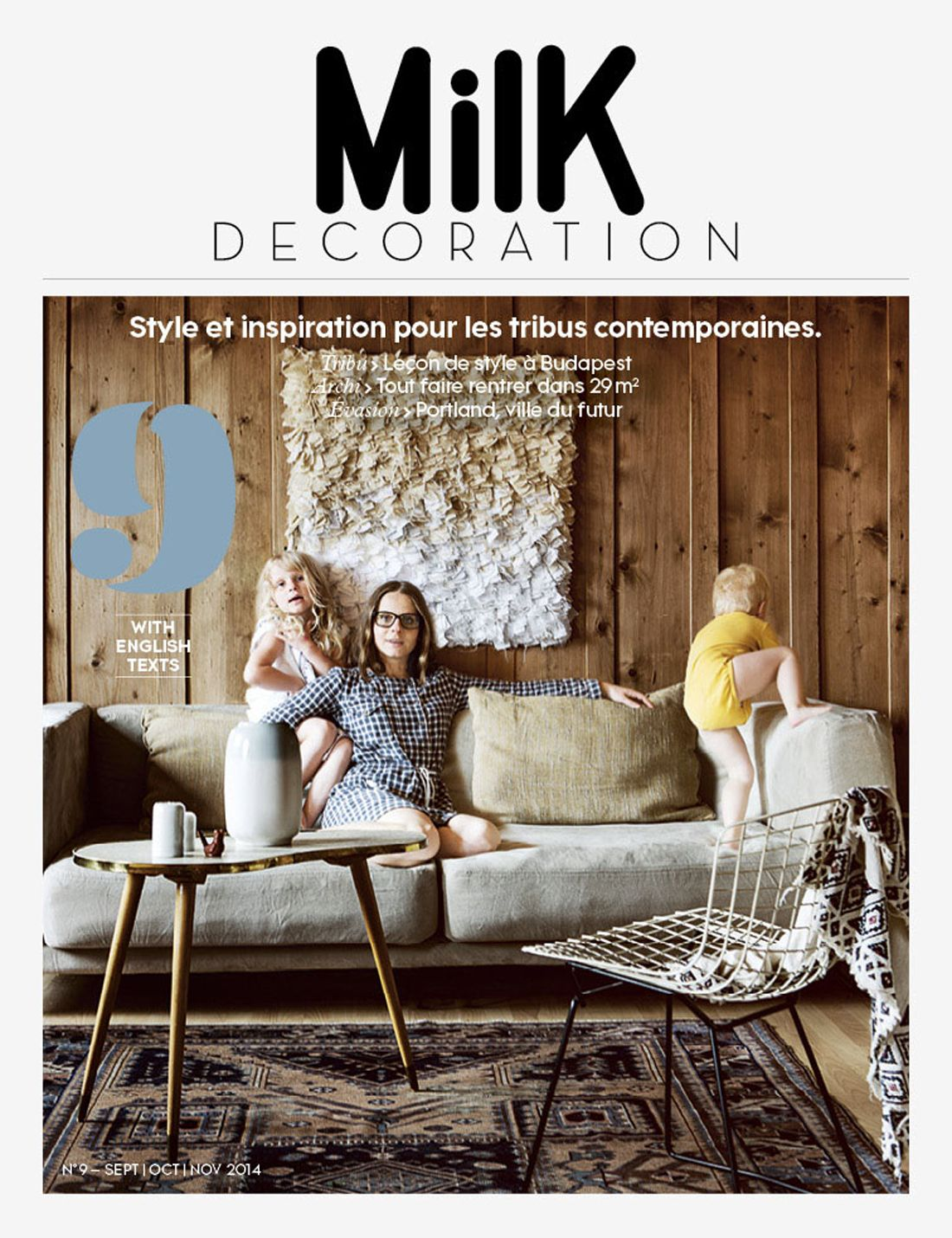 Milk decoration 9 est en kiosque ◇◇ ◇◇ milk decoration 9 magazine