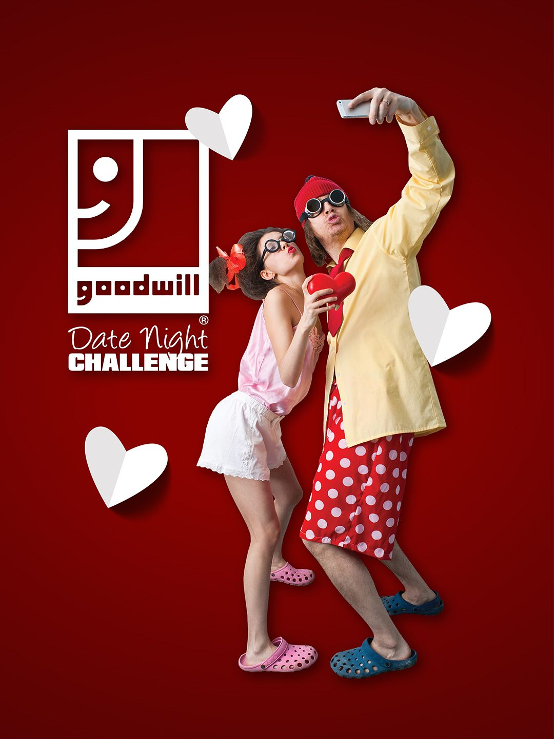 February is here which means the goodwill date night