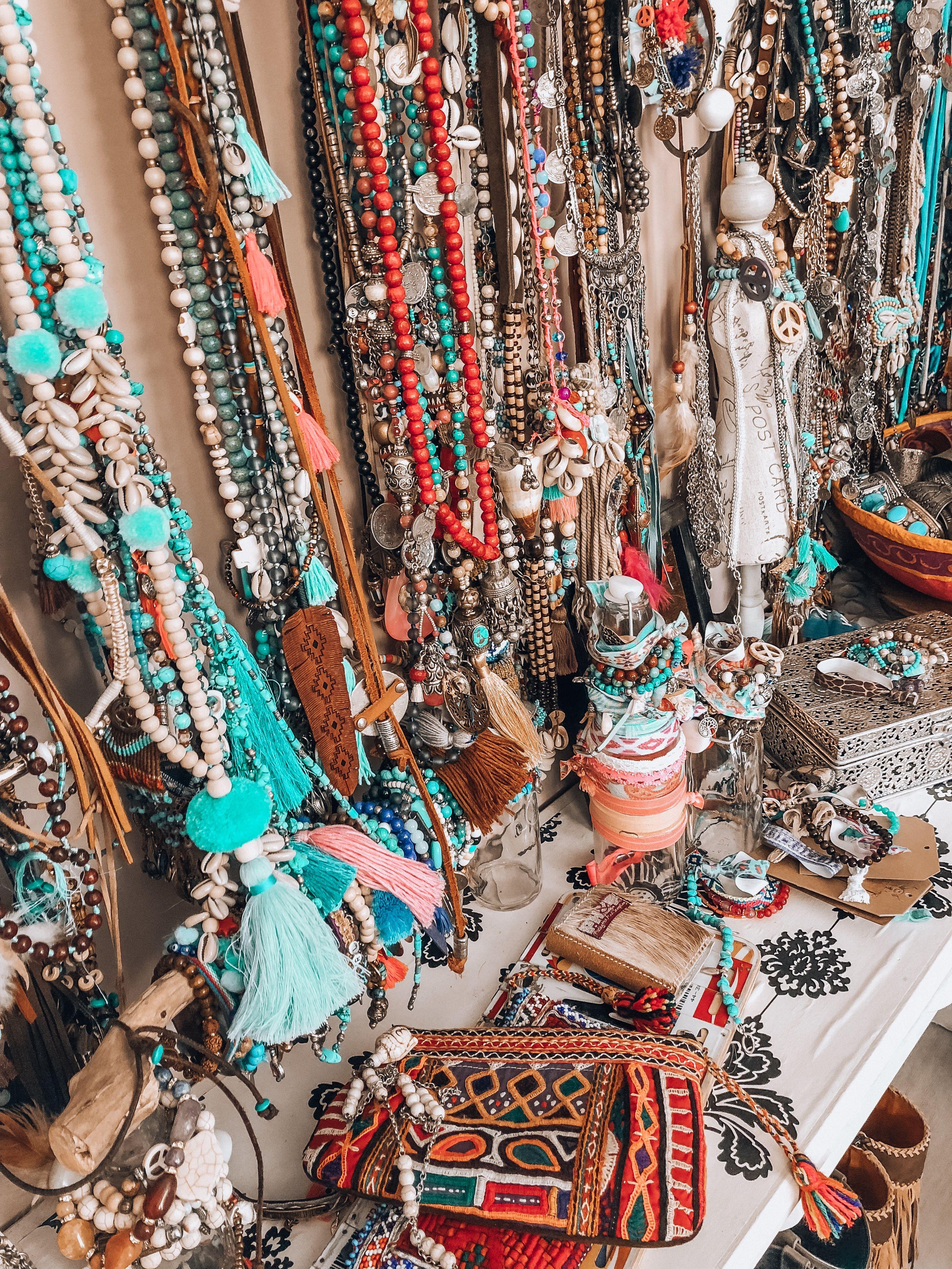 Hippie Style Jewelry