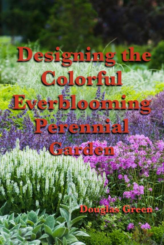Cottage garden design on pinterest for Perennial garden design