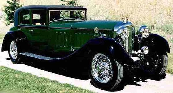 The 1930 bentley 8 litre was a luxury car built by bentley for Bentley motors limited dream cars
