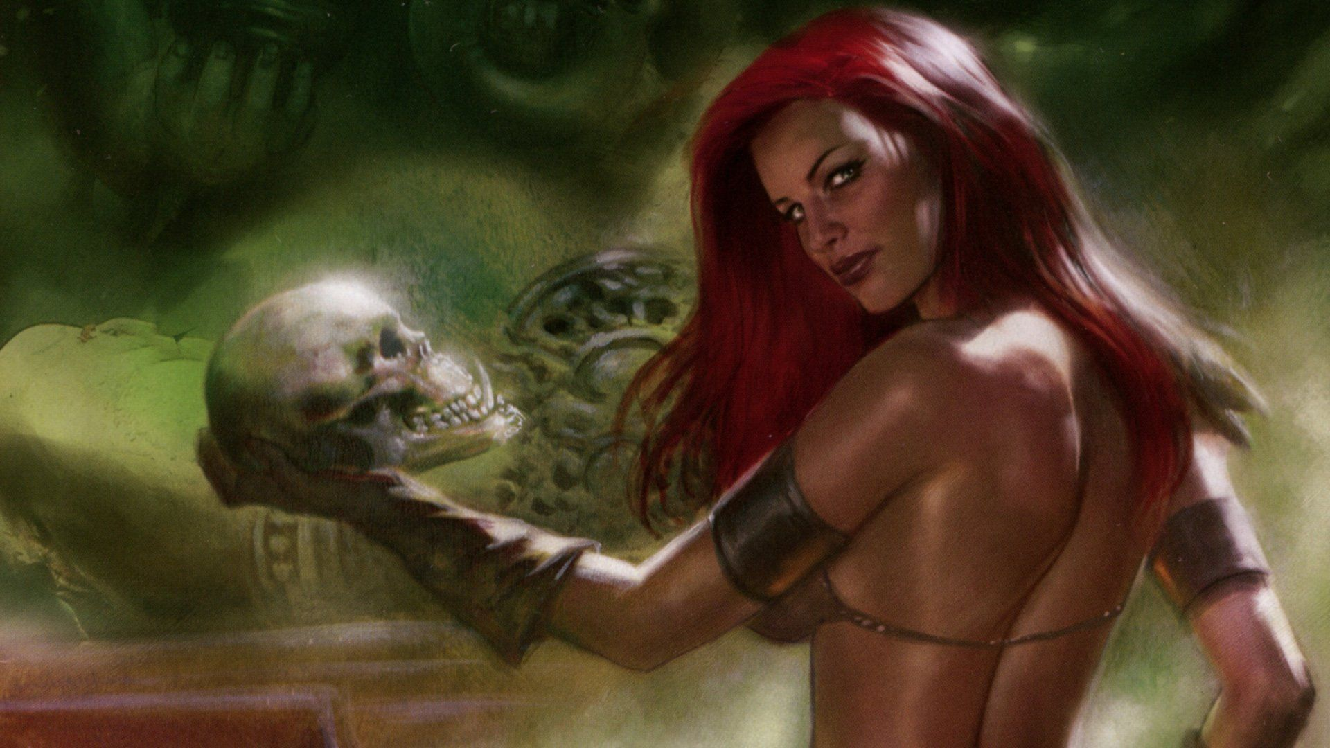 Sonja Wallpapers Red Sonja Wallpaper Backgrounds Background Images