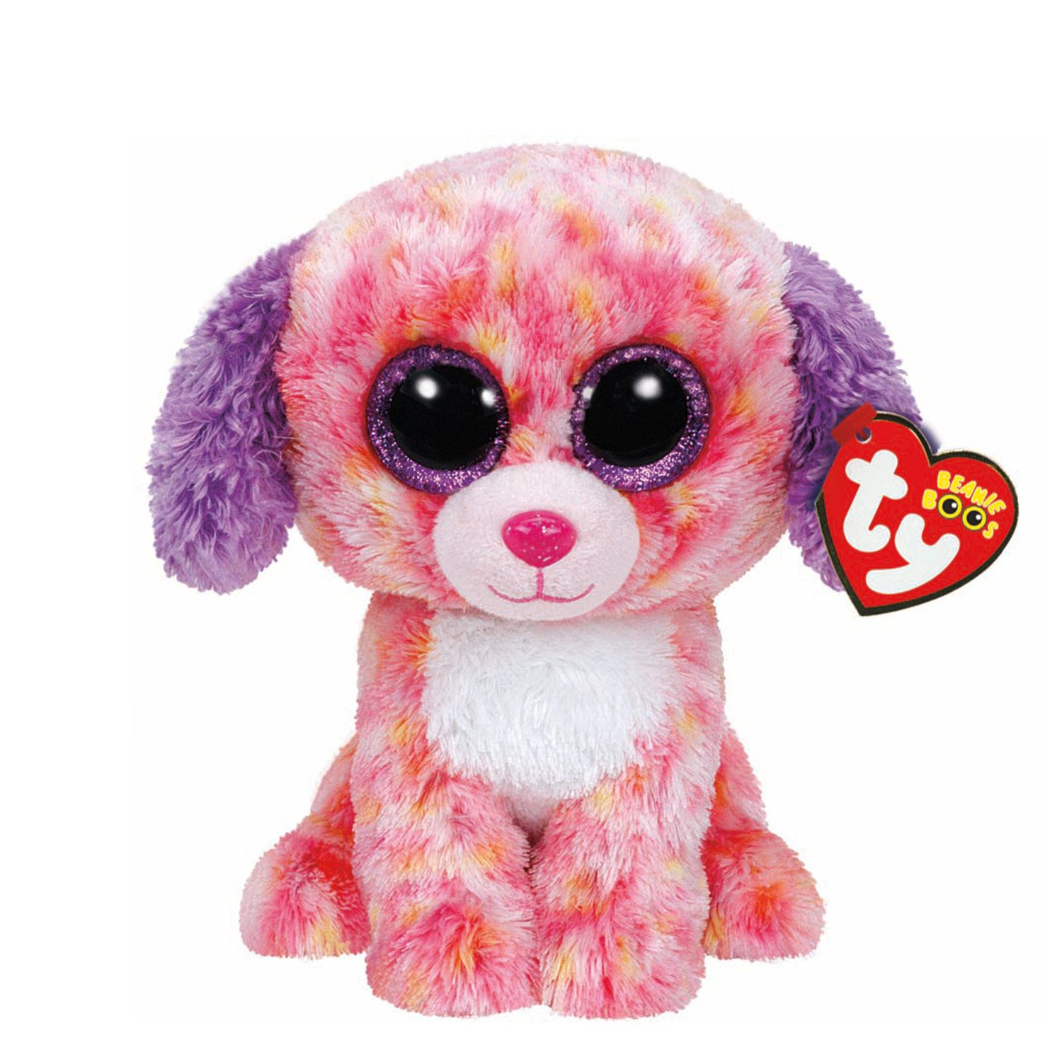 TY Beanie Boos Small London the Puppy Soft Toy Beanie
