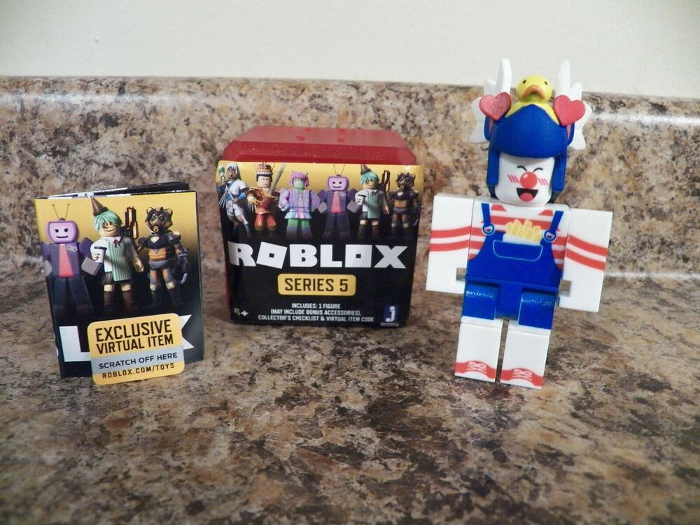 Details about Roblox Celebrity Series 5, KaceyWillEatChu