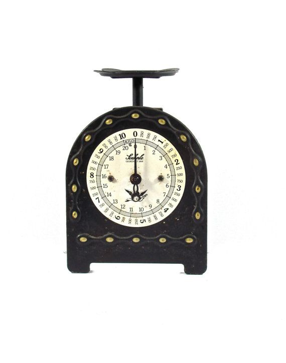 Vintage Kitchen Scale Made By Soehnle In Bluemooncollection Rhpinterest: Vintage Kitchen Scale At Home Improvement Advice