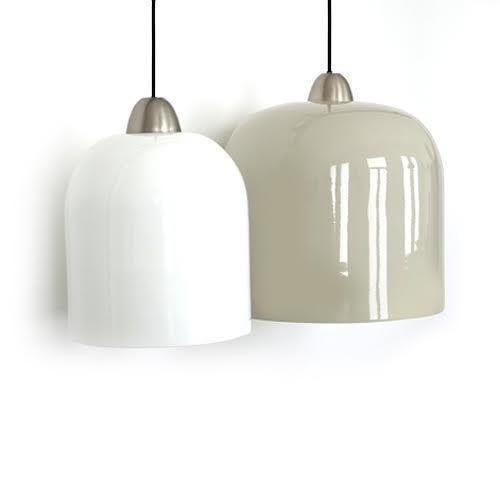 Lampe suspension / contemporaine / en bambou / en bois BELO by Anne