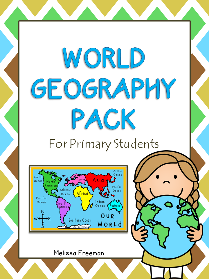 World geography worksheets geography quiz wall words and word search it contains a 10 page work booklet with world maps continents countries oceans and equator a continents match gumiabroncs Choice Image