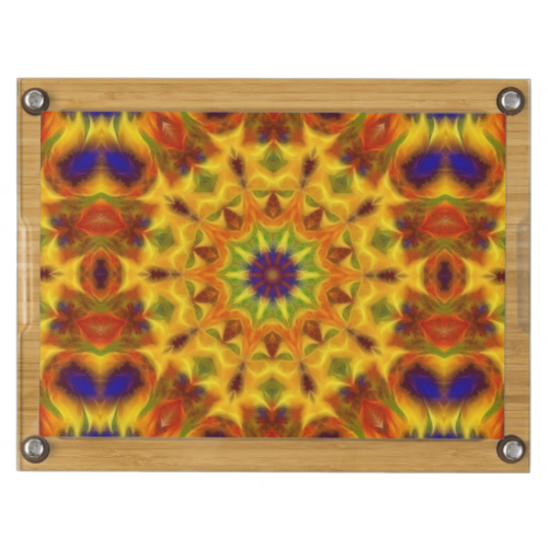 An abstract yellow kaleidoscope pattern also cheese boards pinterest rh
