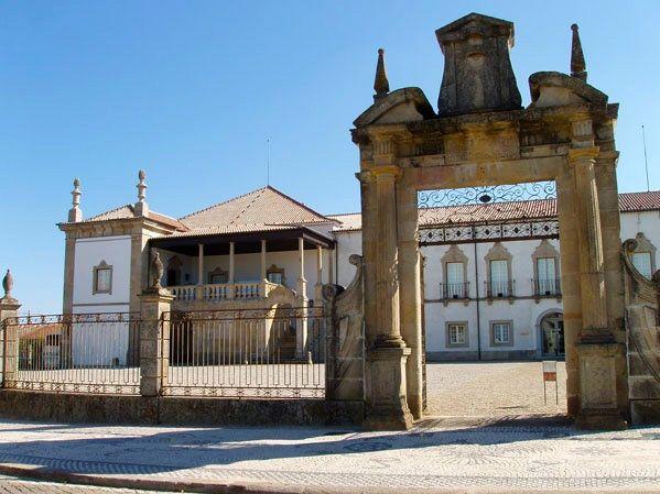 Cidade de Castelo Branco, Portugal