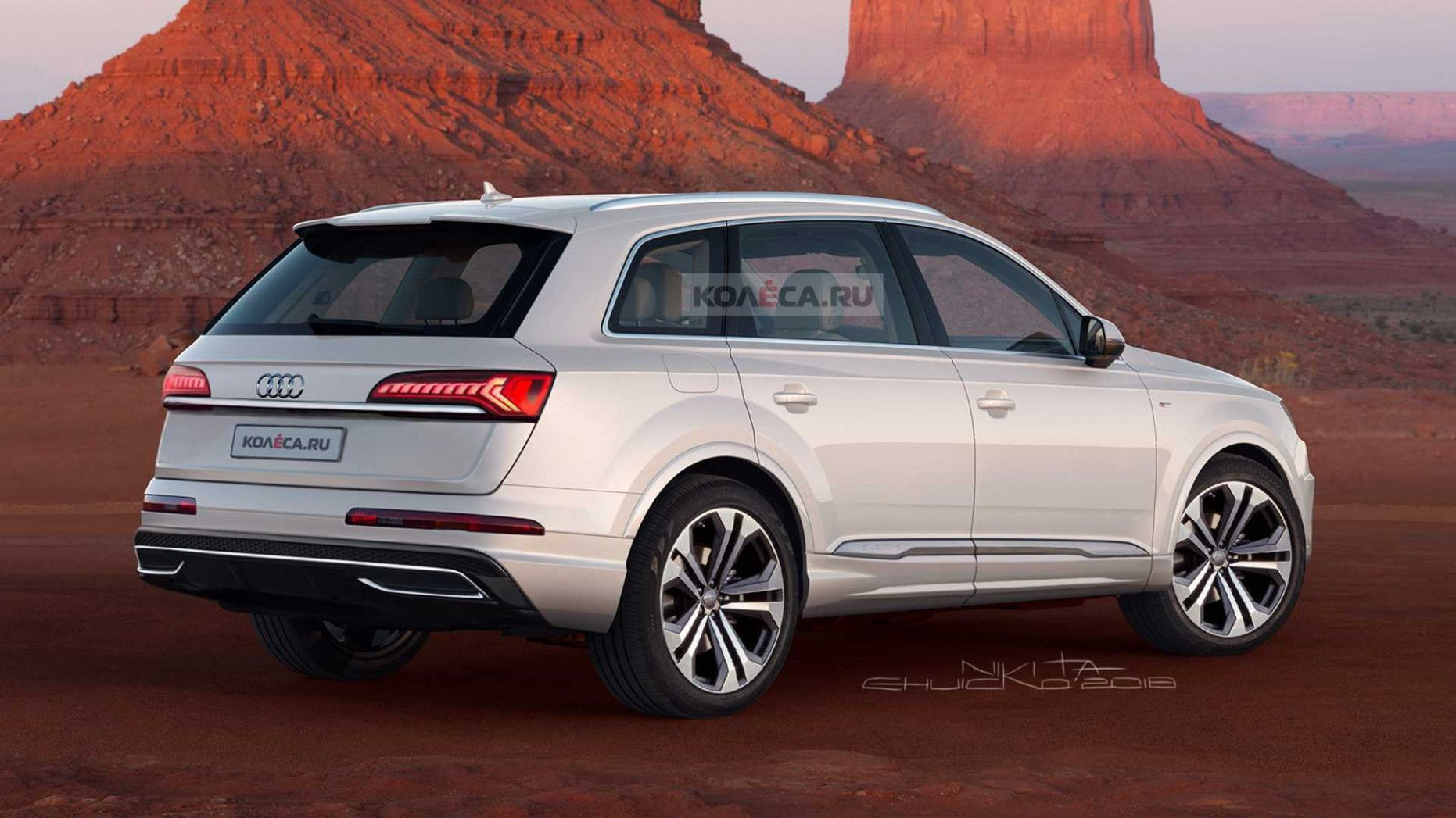 Audi Q7 2020 Update Performance And New Engine Model Audi Q7 2020 Update Audi India Could Barrage The 2020 Q7 Facelift In March 2020 The Absolute Check More Di 2020