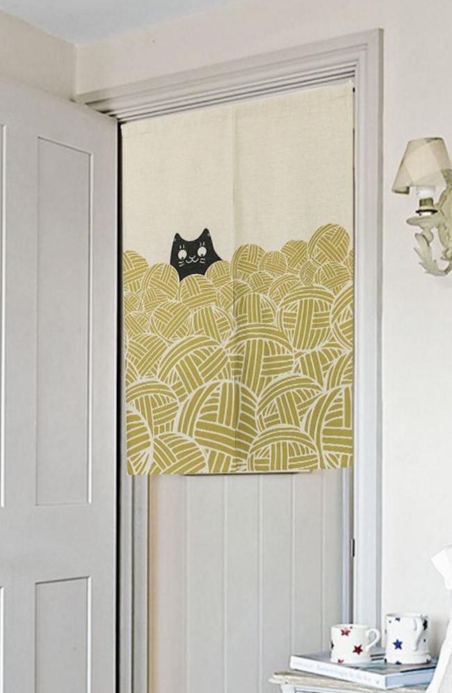 doorway curtain noren curtains