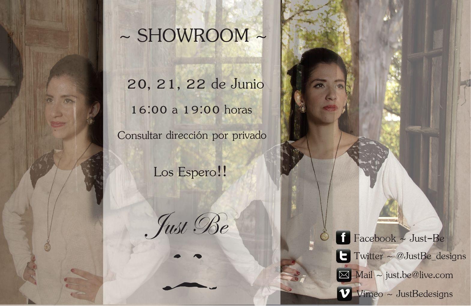 Showroom Otoño~Invierno 2013