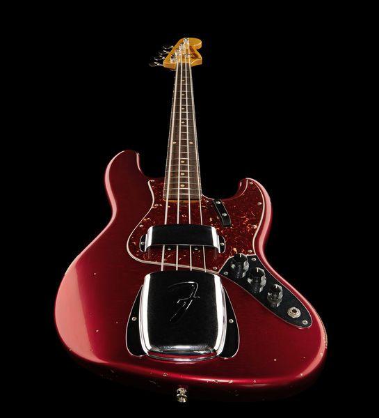 Fender 64 Jazz Bass Relic Car Co Formacion Musical Musical Guitarras