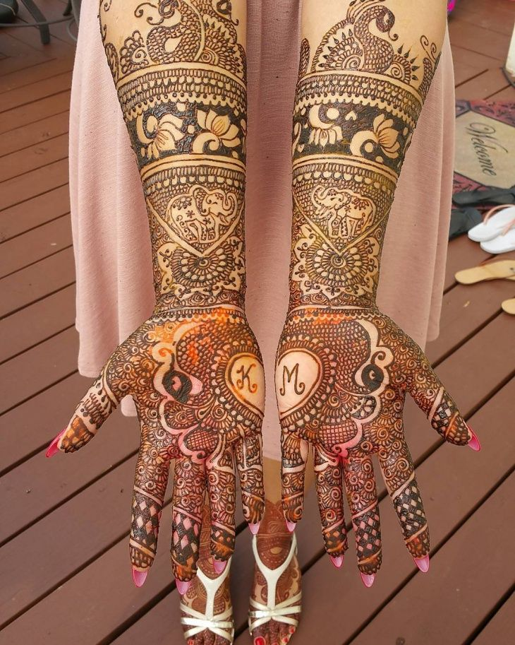 Traditional Henna Tattoo: All About Traditional Henna Tattoo Designs