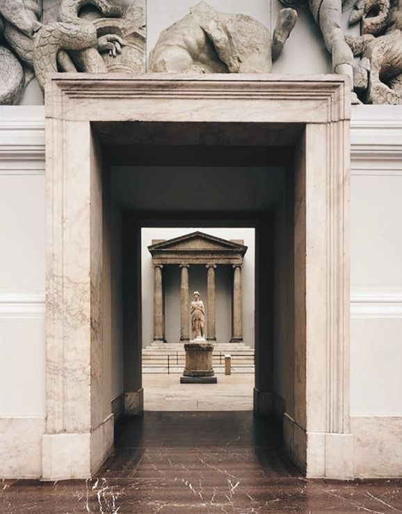 Pin By Stl On Ch Kalliope Pergamon Museum Berlin The Secret History Art And Architecture