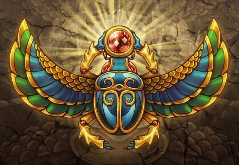 El Significado Del Escarabajo Egipcio Escarabajo Egipcio Tatuaje Escarabajo Egipcio Símbolos Egipcios