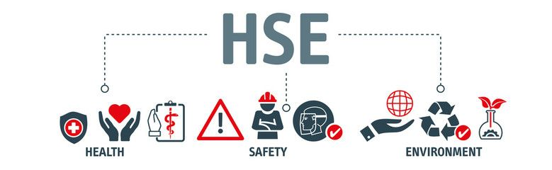 Hse Health Safety Environment Banner Aff Health Hse Safety Banner Environment Ad Seguridad E Higiene Seguridad