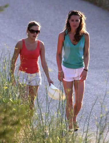 2007 - Kate in Ibiza