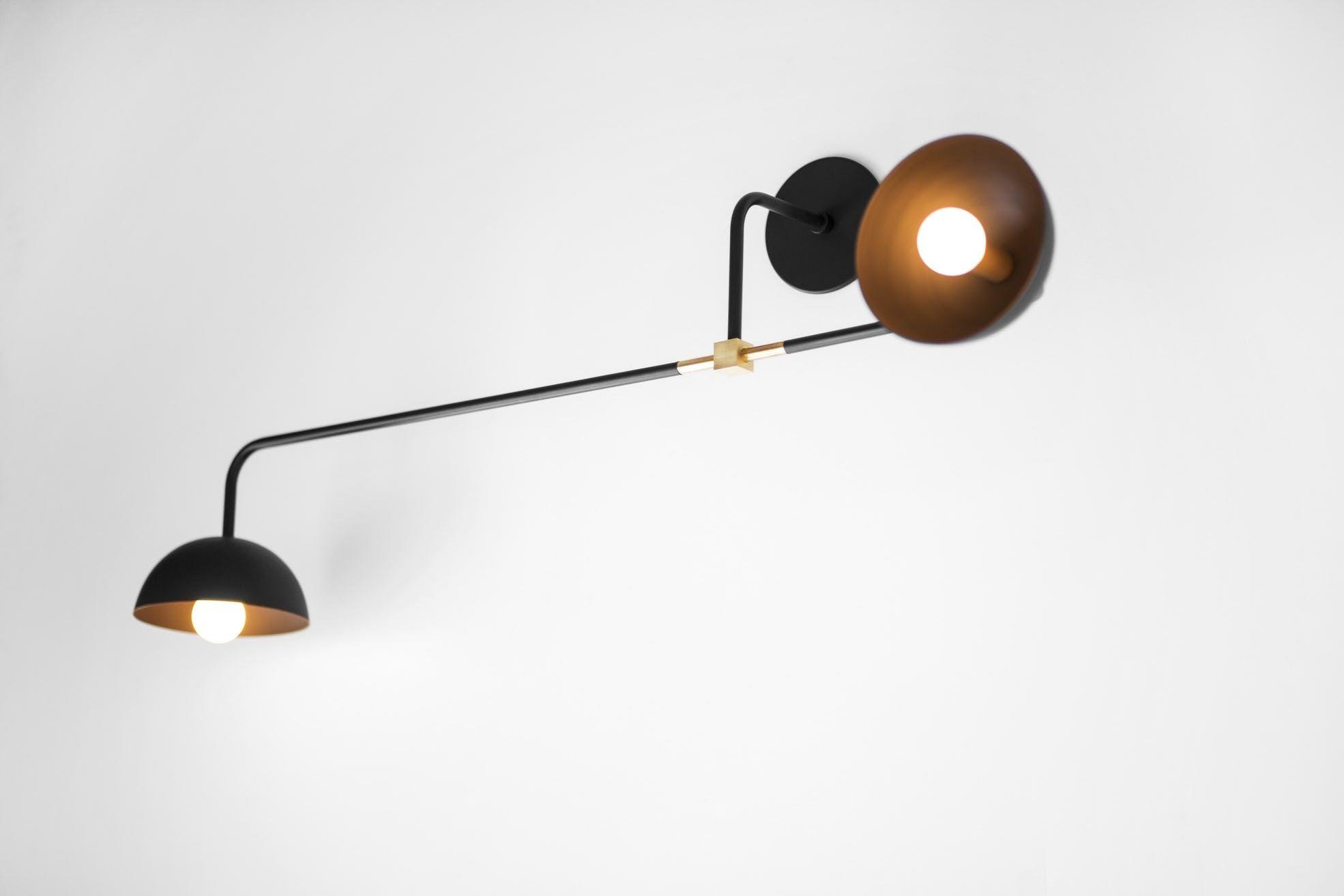 Beaubien Wall Double Shade By Lambert Fils Wall Lighting Design Contemporary Lighting Design Wall Lights