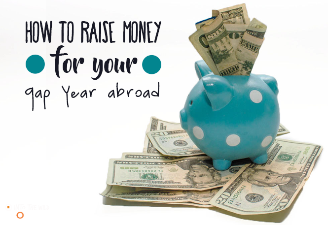 how to raise money for travel abroad