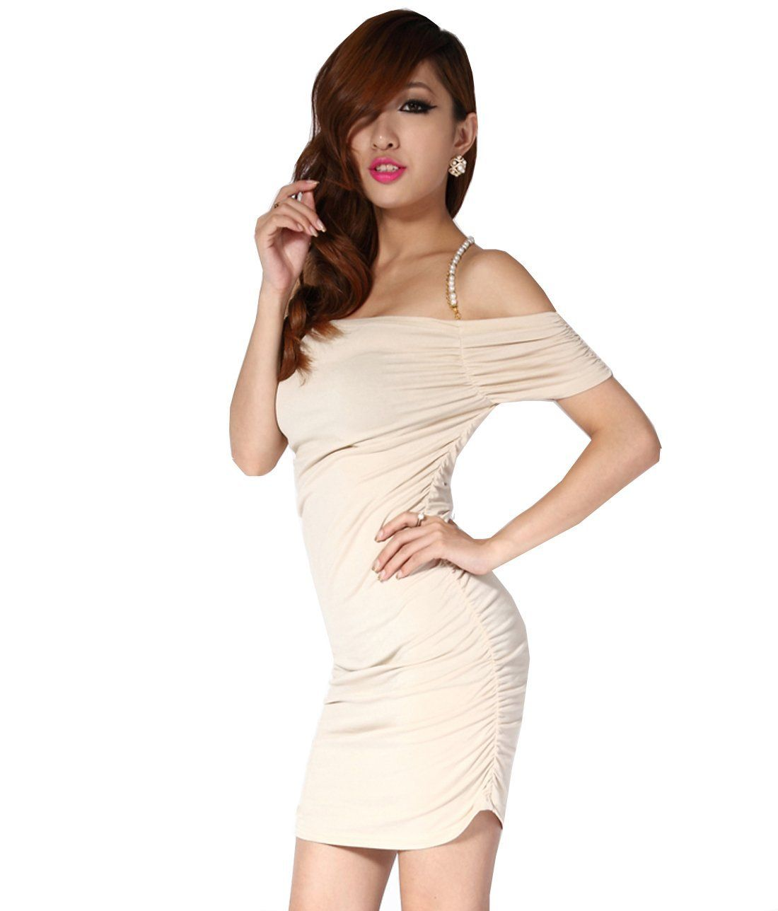 Krazy Sexy Club Cocktail Party Evening Dress | dress obsessed ...