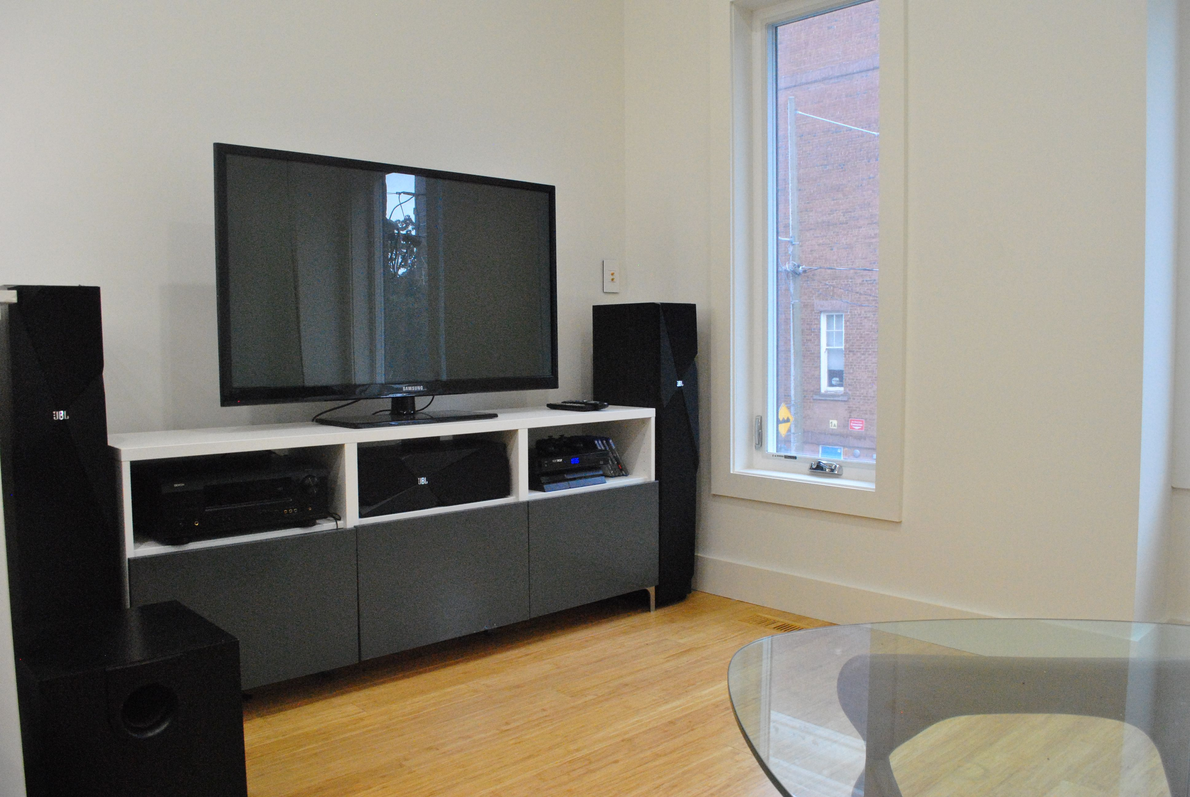 TORONTO-Gorgeous Lower Floor 1 Bedroom Apartment Available Immediately