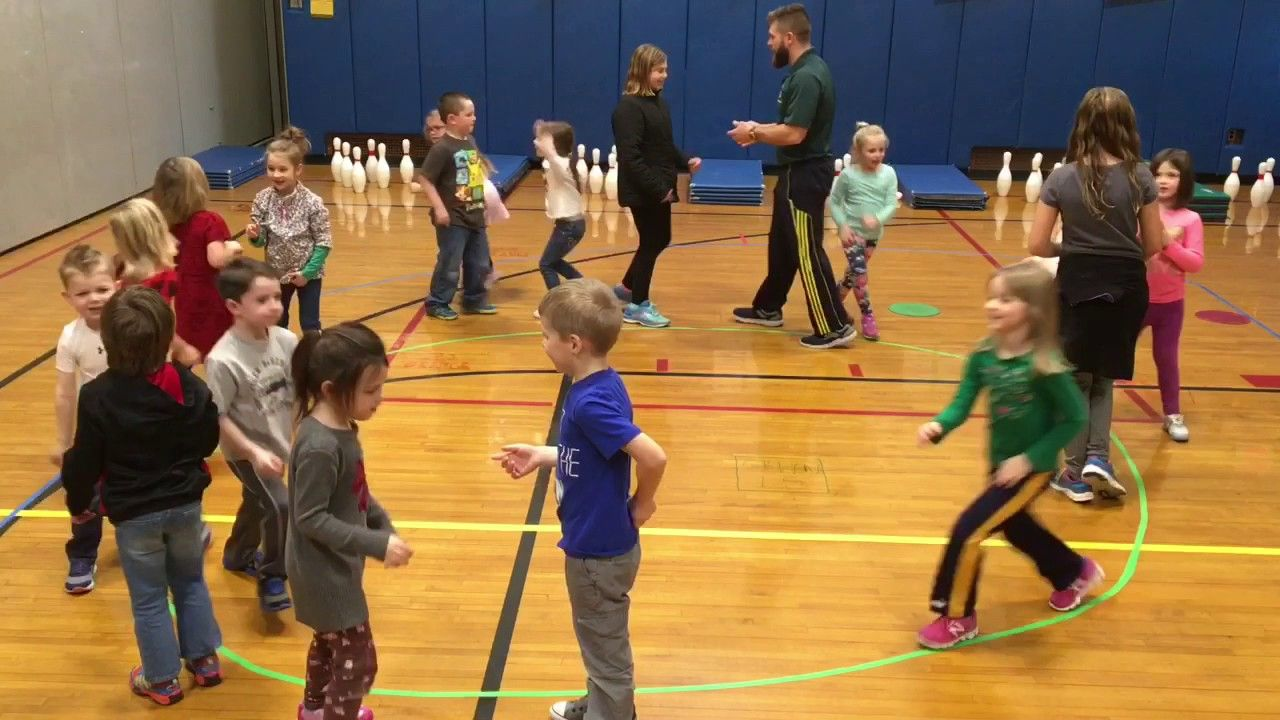 Kinderpolka Primary (K2) Dance