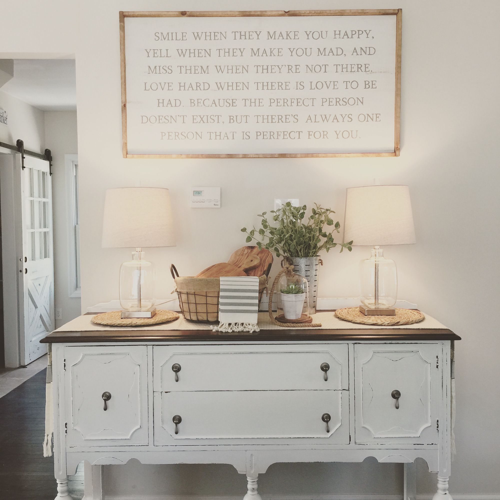Antique buffet farmhouse furnitureredo