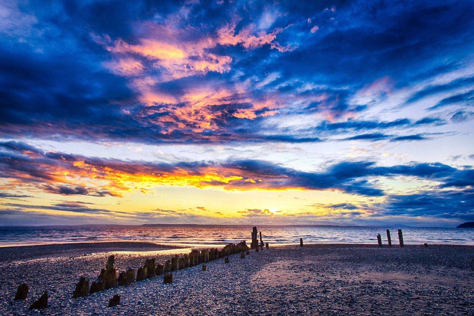 Download Gambar Pemandangan Alam Pantai 2581 Hope Find Effort Show