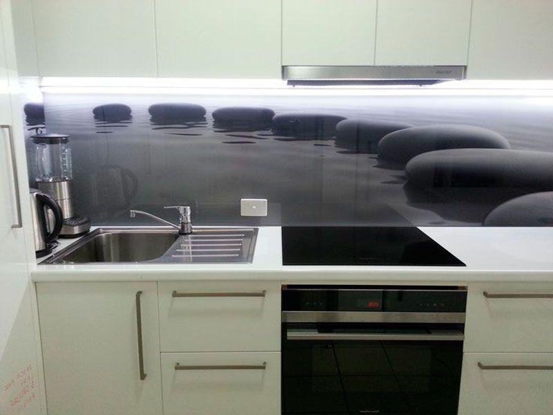 Küchenrückwand hornbach ~ Küchenrückwand alu dibond schiefer design 01 küchenrückwand
