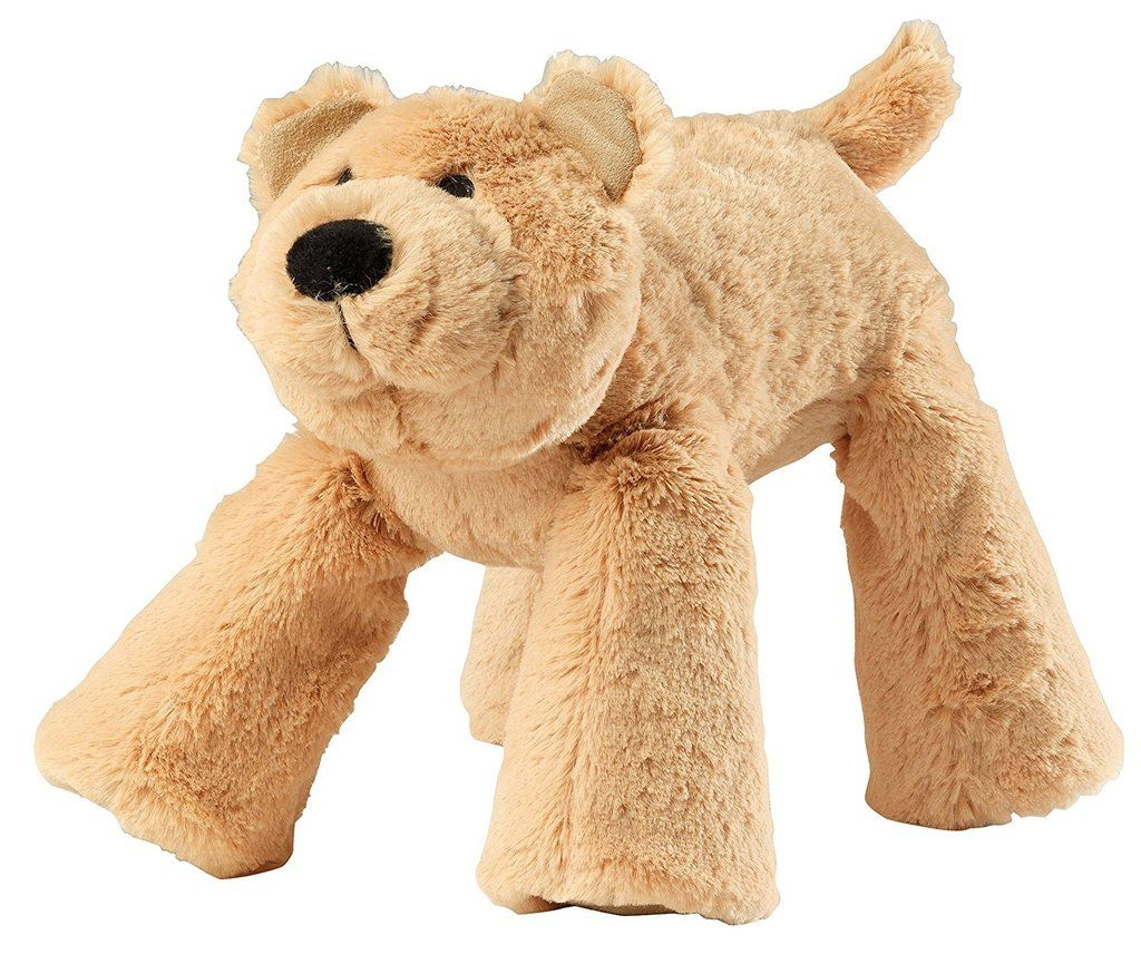 House Of Paws Big Paws Bear Toy One Size Bear Toy Dog Toys Plush