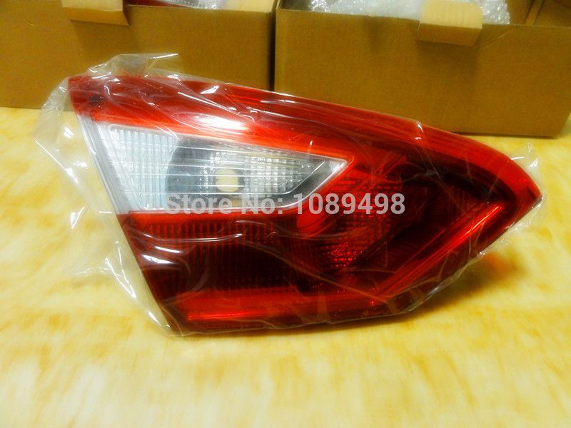 1 Pc Rear Lamp Lh Driver Side Inner Tail Light Without Bulb Bm51 13603 A For Ford Focus 3 2012 2013 Ford Focus 3 Tail Light Ford Focus