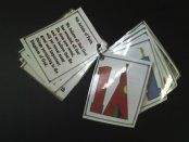 Articles of Faith picture cards - these work great!