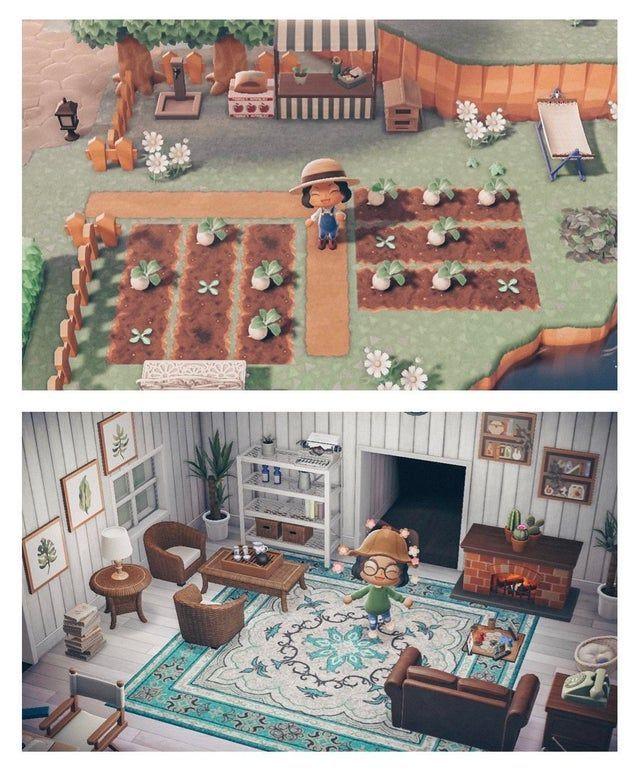 +30 Animal Crossing Bedroom Ideas Last Time I Posted My ... on Animal Crossing New Horizon Living Room Ideas  id=18829