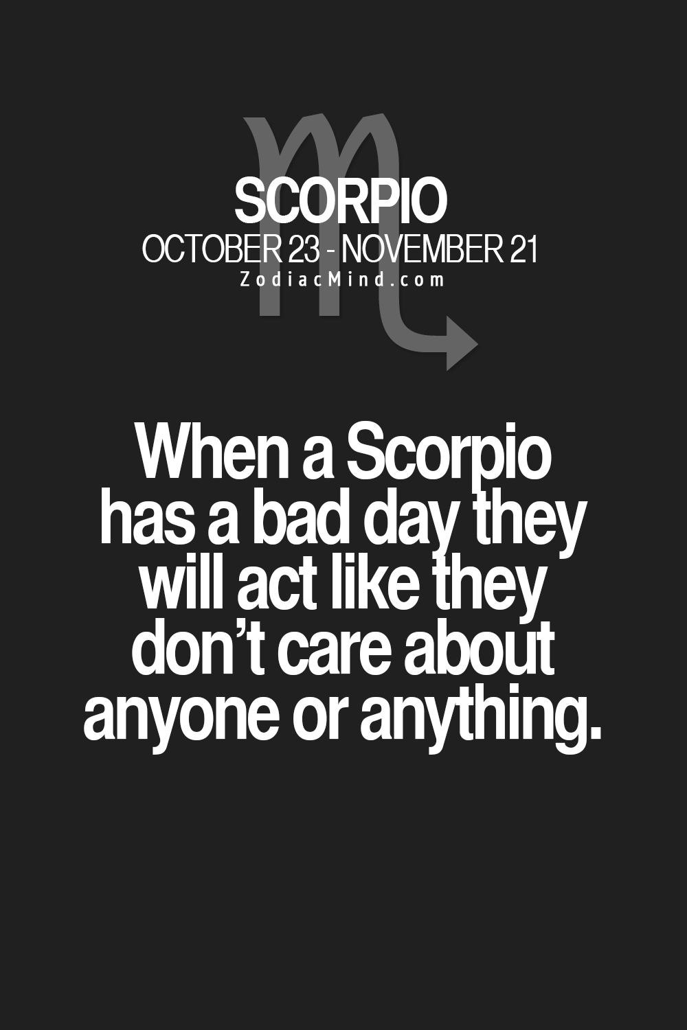 Fun Facts About Your Sign Here Lady Scorpio Zodiac Facts