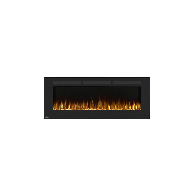 Napoleon Nefl60fh Wall Mount Electric Fireplace Electric