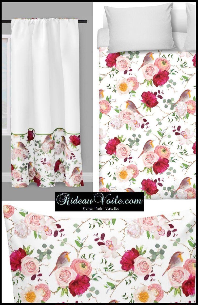 rideaux ameublement boutique tissu
