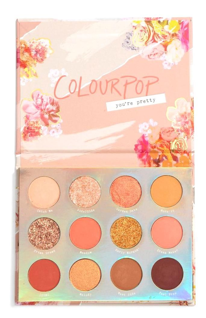 Good Drugstore Eyeshadow Palettes: Pin By Malia Janiah On Quality Pins In 2020