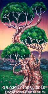 Backdrop OR029 Oriental Landscape Panel 2